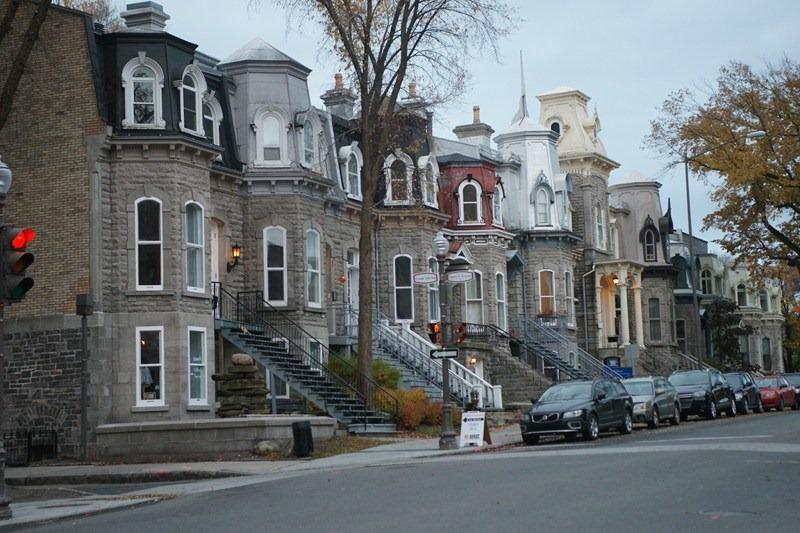 Ma nouvelle france qu bec city e jacques cartier for Piani di case canadesi con scantinati ambulanti